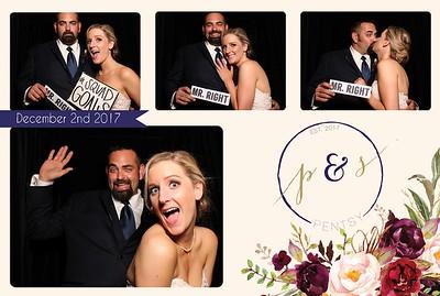 Sarah and Phillip - Hochzeit Hall - 12.2.17