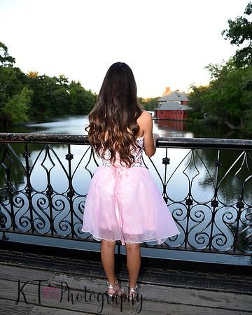 Brianna Borges - Sweet 16