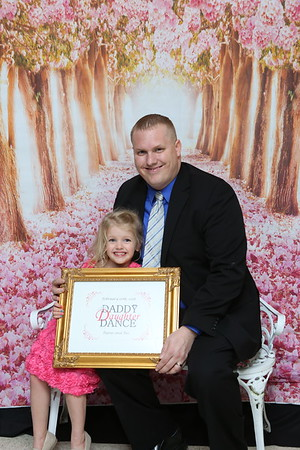 2018 Daddy and Daughter Dance