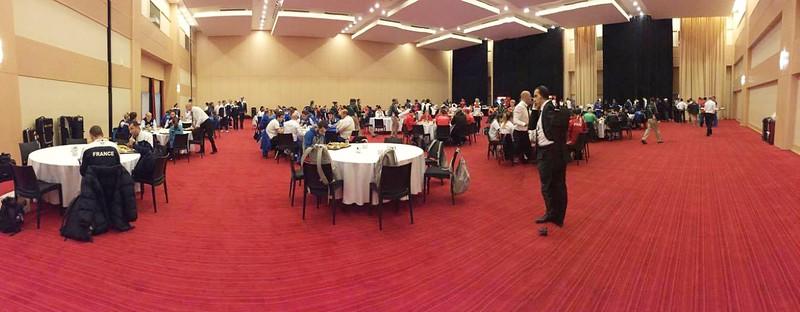 2016 Salon Dünya Şampiyonası Ankara