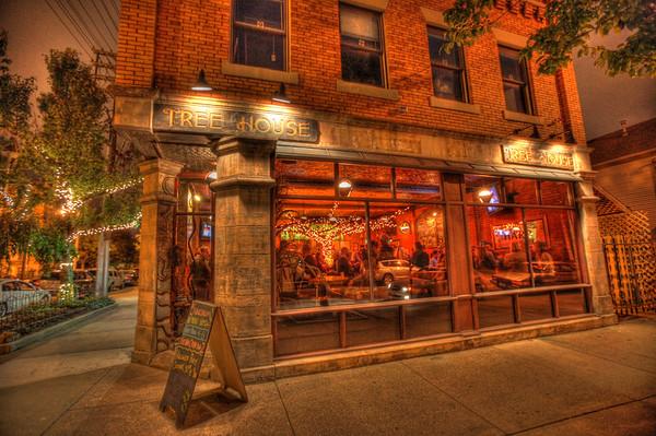 Tree House Bar Tremont Cleveland