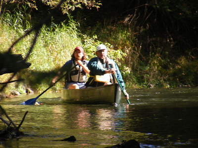 Leelanau Alumni Trip Pine River 2007