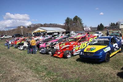 Bear Ridge Speedway Show, Bradford, VT 05/03/15