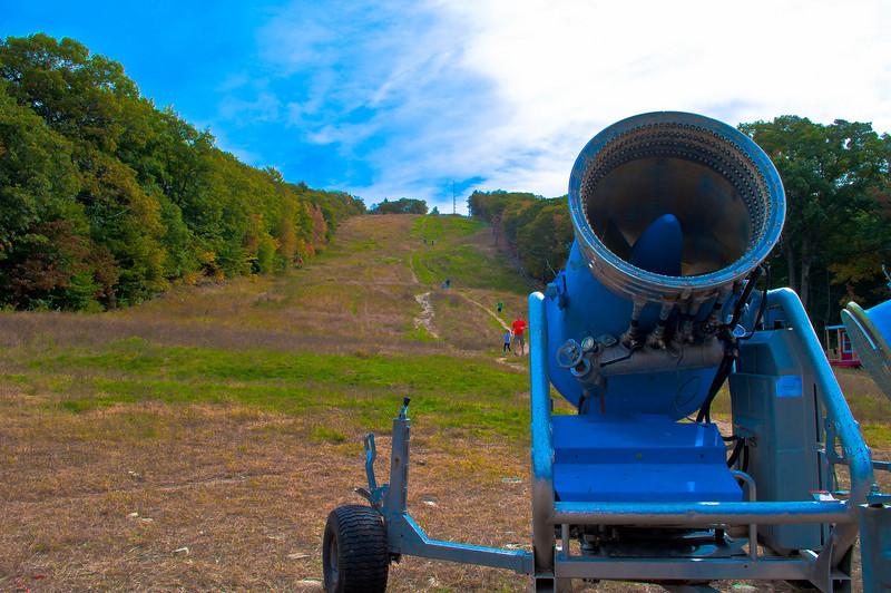 Blue Hills Ski Hill