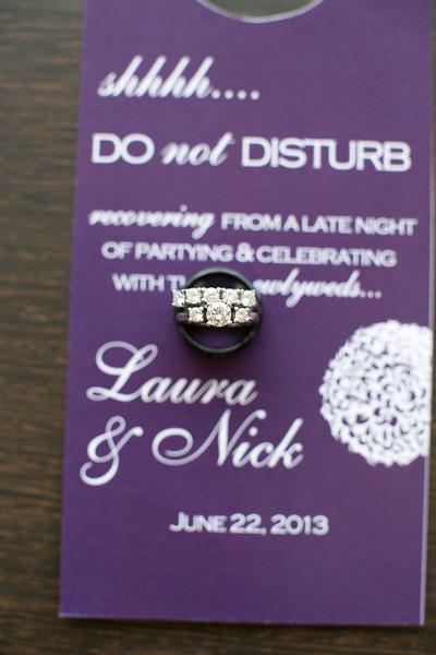Nick/Laura Wedding