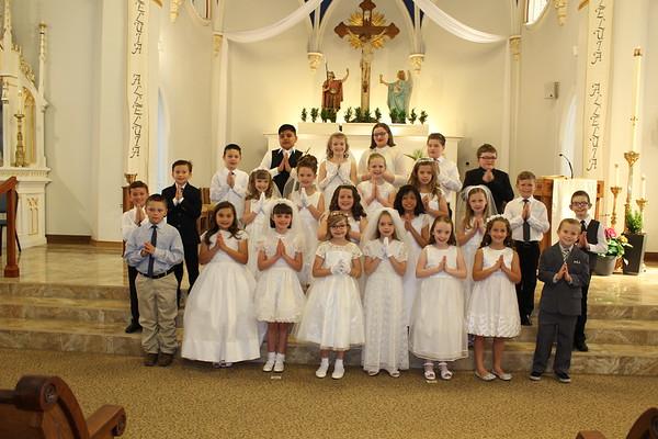 First Communion 2018