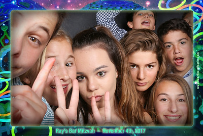 2017 Rays Bar Mitzvah