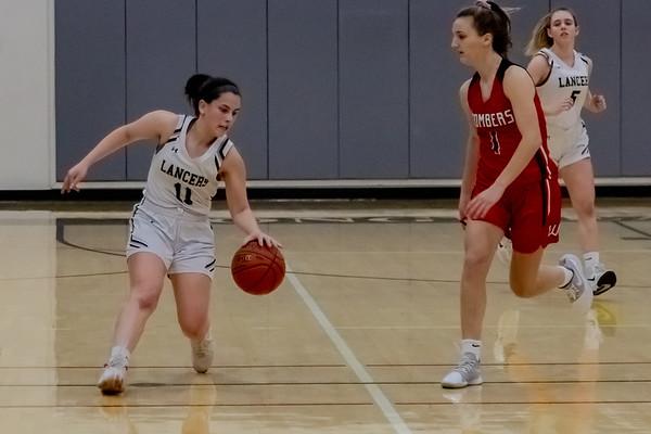 Longmeadow Girls Basketball 2-7-20