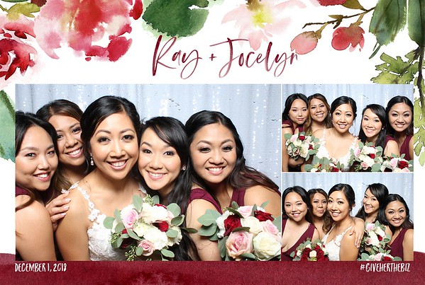 Ray & Jocelyn (Fusion Photo Booth)