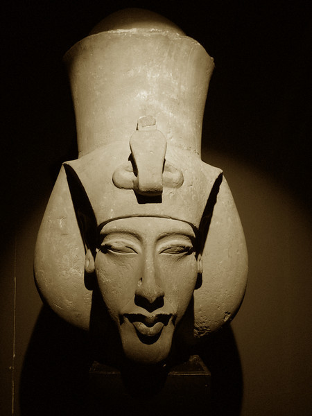 Akhenaten, National Museum of Alexandria