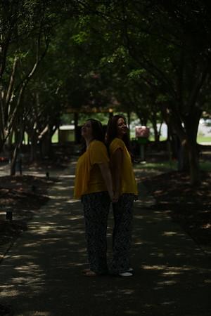 Kellie and Katie Torrez
