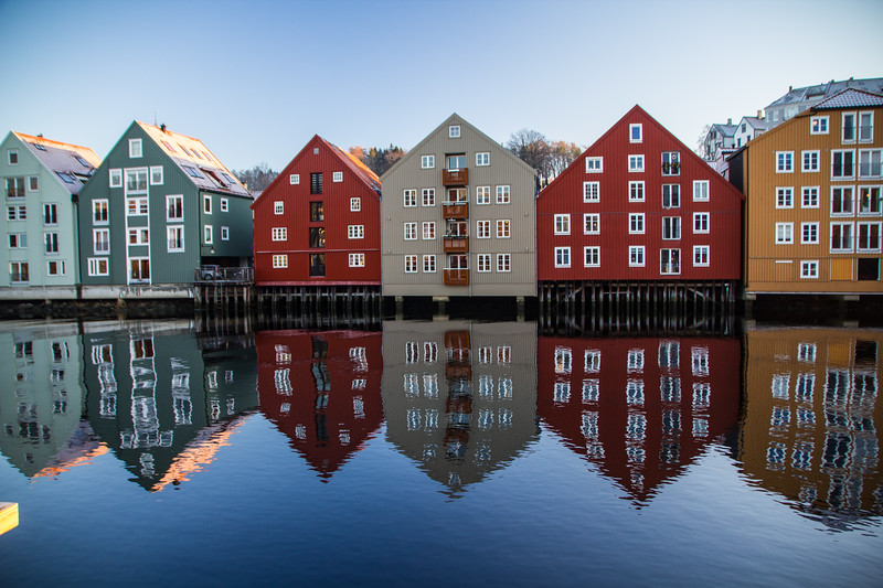 Colourful Reflections