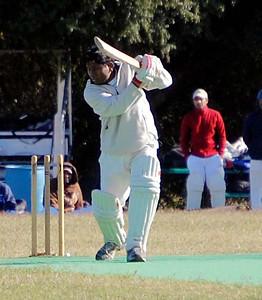 Batting - November 15, 2008