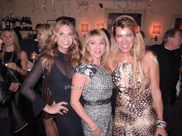 Heather Thomson, Ramona Singer, and Paola Pedrignani photo by Rob Rich/SocietyAllure.com © 2014 robwayne1@aol.com 516-676-3939