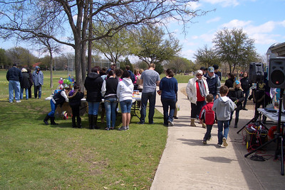 Easter Egg Hunt Mar 24 2013