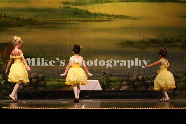 Dance 37 Little Belles
