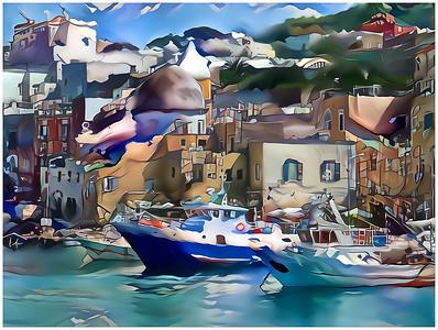 Campania - Procida Isle