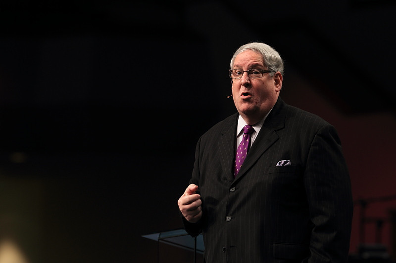 """Chuck Kelly, """"Enduring the Darkness"""" speaks at the 25th Annual Pastors' Conference hosted by First Baptist Church, Jacksonville, FL January 28th to February 1, 2011"""