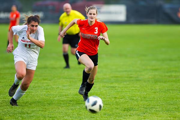Brighton High School Varsity Girls Soccer