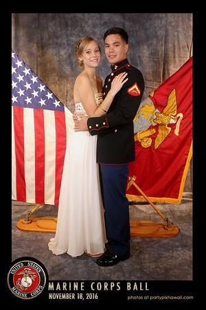 Marine Ball 2016 (On-Site Photography)