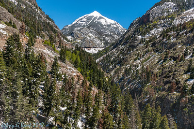 Silverton, Durango and the Colorado Rockies
