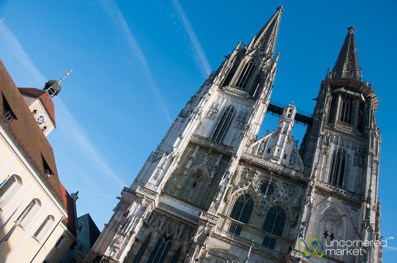 Regensburg Cathedral - Bavaria, Germany
