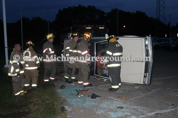 9/19/16 - Eaton Rapids extrication training