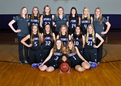 2013-14 - NCS Girls Basketball Team Pictures