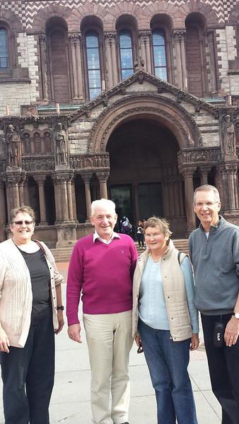Fr. Tony Flannery in Boston