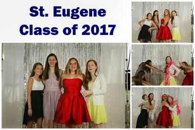 St. Eugene Graduation Party 2017