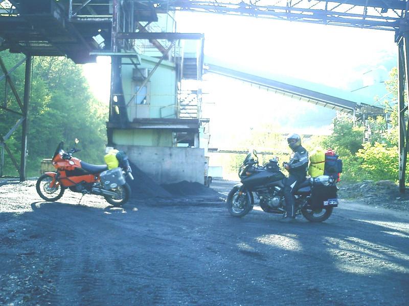 KY coal mine