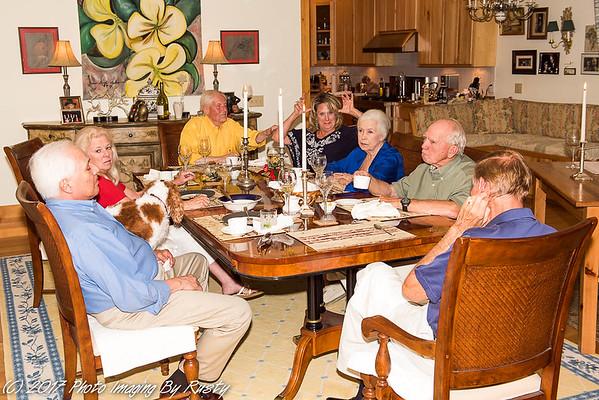 Edward's Birthday Dinner - 7-24-17