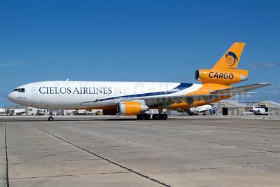 Cielos Airlines (Cielos del Peru)