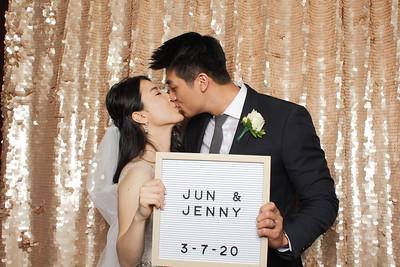 Jenny & Jun's Wedding