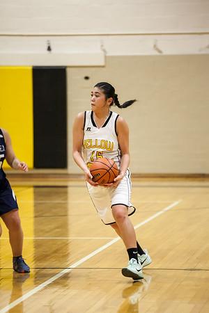 Varsity Girls Basketball - Senior Night