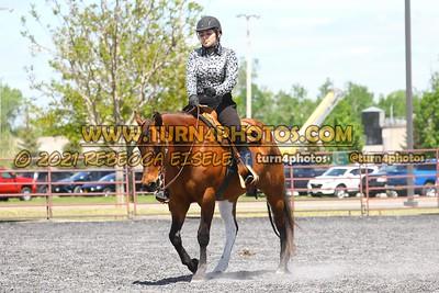 Jr 13-18 and 12 Under Western Equitation 05/23/21