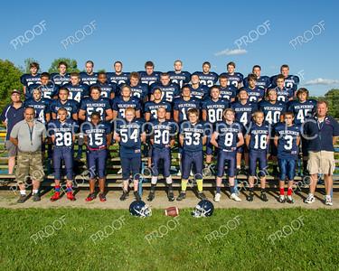 WGMS Fall Sports Teams