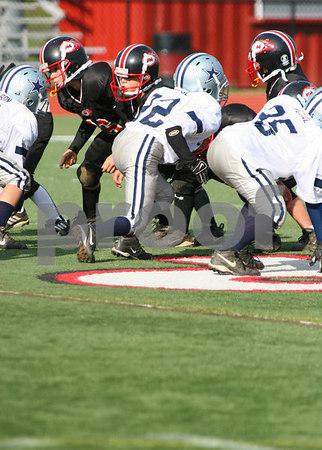 10-22-06 1030am Patchogue Medord Raiders vs Eastport Manor Cowboys