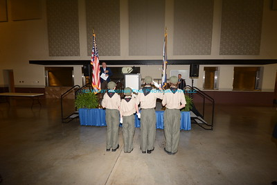 Boy Scout 2018 Awards Dinner