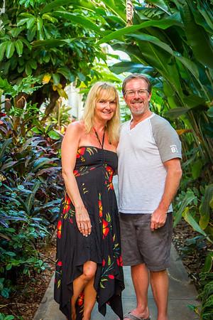 Craig & Beckie on Maui