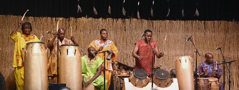 Festal Spirit of West Africa 2015