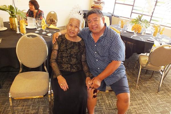 Marquita Tabag 65th Birthday - Carson, CA