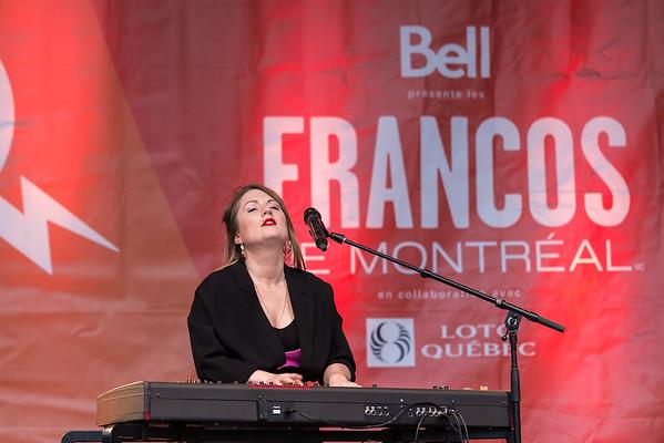 Fanny Bloom @ Francofolies 2019