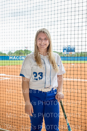 MCHS Softball 2019