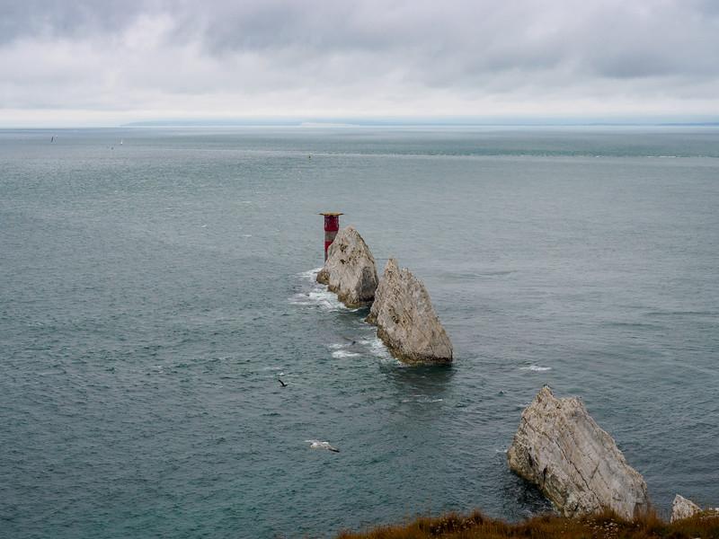 Needles Rocks