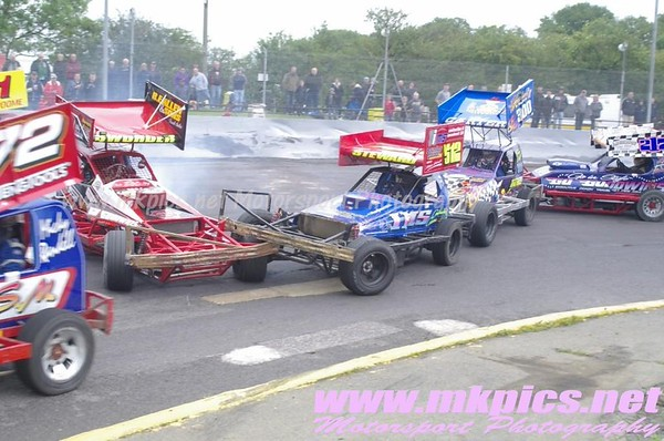 BriSCA F 1 2015 World Qualifier