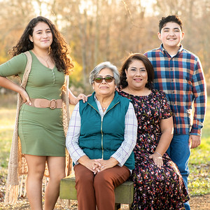 Marcela's Family Portraits