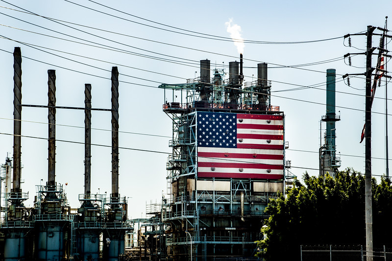 United States of Oil, Tesoro Refinery in Carson