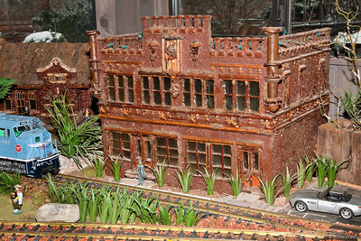 Clark Gardens Depot 02-23-10