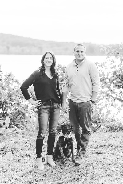 Andrea and Nick's Engagement at the White Cliffs of Conoy